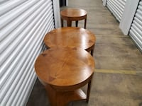 Wooden coffee and end tables Severn, 21144