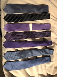 Michael Kors silk ties Burnaby, V5G 3X4