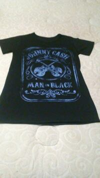 Ladies Johnny Cash Shirt-BRAND NEW