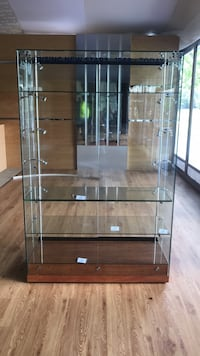 PGA Championship glass display cabinet Town and Country, 63141