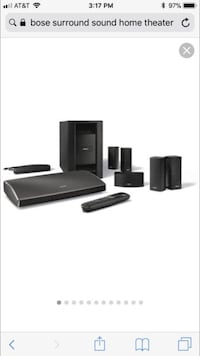 Black and gray home theater system North Las Vegas, 89030