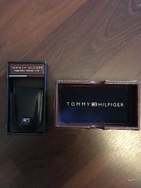 New Tommy Hilfiger Magnetic Money Clip Black  Burnaby