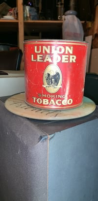 Very old tobacco tin Council Bluffs, 51503