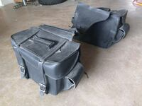 As new large saddle bags Glendale, 85302