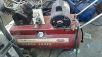 red Magna Force air compressor