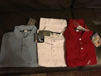 Men's Size XL new polo style shirts Davenport, 33837