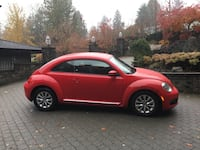 Volkswagen - The Beetle - 2012 Burnaby