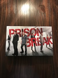 Blu rays The Complete series of prison break never watched  East Amherst, 14051