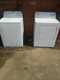 white washer and dryer set Moore, 73160