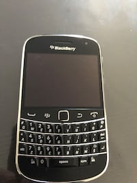 black and gray Nokia qwerty phone Belfield, 2191