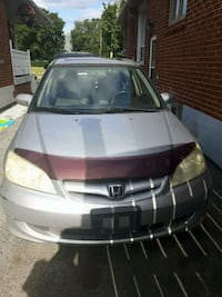 2004 Honda Civic just change engine and radiator   Toronto