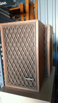Realistic speakers works great Centennial, 80122