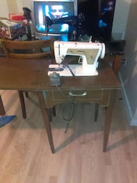 white electric sewing machine Simpsonville, 29680