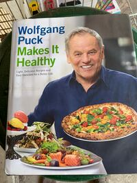 Wolfgang Puck Make it healthy NEW Cook Book Lakeland, 33809