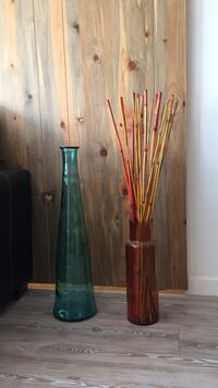 Decorative glass vases Denver, 80203