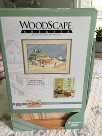 Woodscape art kit Northwood, 03261