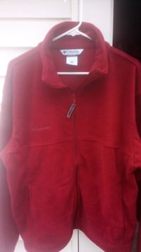 Men's size large Columbia fleece jacket Tewksbury, 01876