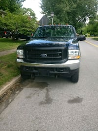 2002 Ford F250 4x4 Automatic 93k miles Clinton