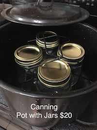 Pot and canning kit