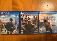 Ps4 games Beaconsfield, H9W 5X1