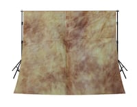 Cloudy/Dyed Brown Photo Video Background BRAND NEW!!! Toronto
