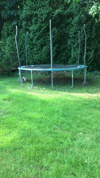 Barely used trampoline no net but one could be added Vineland, 08361