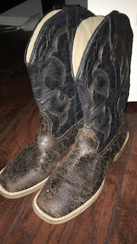 leather cowboy boots San Angelo, 76904