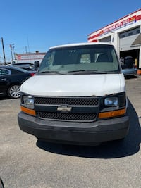 2009 Chevrolet Express Detroit