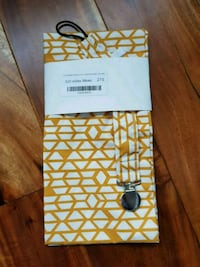 bnwt soother clip and infinity scarf Pickering