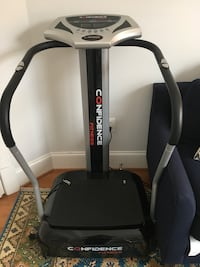 Almost brand new confidence fitness machine  Fairfax Station, 22039