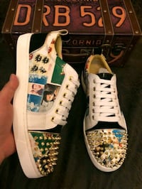 Christian Louboutin - Low Top Sneakers Victorville