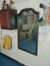Kitchen cabinet and hanging mirror Gaithersburg