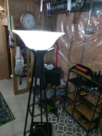 Tall tower lamp with 2 settings $20.00