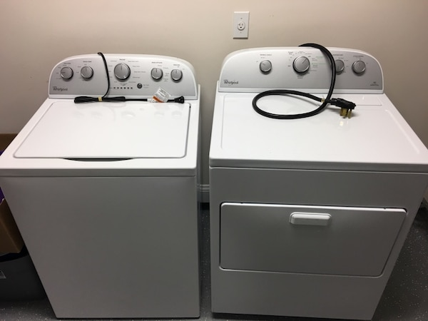 Used Whirlpool washer and dryer 2016 for sale in Saint Augustine - letgo