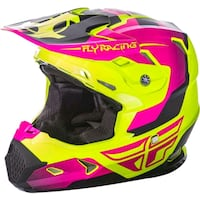 Fly Racing 2018 Youth Toxin Helmet Youth Large Riverside, 92503