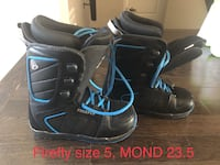 Youth/kids snowboard  boots Vaughan, L6A 2E6