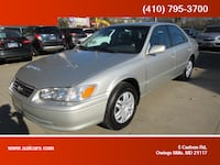 2001 Toyota Camry for sale Owings Mills