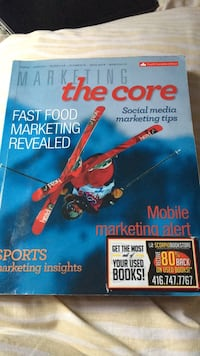 Marketing the Core Fast Food Marketing Revealed book Mississauga, L5M 7N2