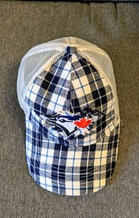 Blue Jays Plaid Country Day Hat