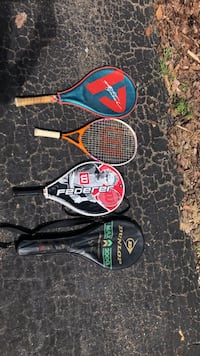 Tennis Rackets Crofton, 21114