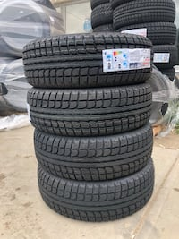 215/55/17 OR 215/60/17 BRAND new Antares grip 20 winter tires $460 on sale ! Edmonton, T5X 6B4