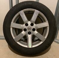 Michelin Tire Size P 255/55 R17 (only one tire available) Gaithersburg, 20882