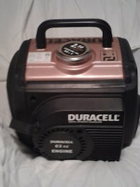Duracell 1200 w generator Des Moines, 50310
