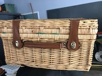 Lined Basket, might be new?