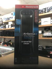 Honeywell AirGenius 5 HFD323-TGT Air Cleaner/Odor Reducer Brand New .. Baltimore, 21216