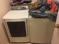 Samsung brand washer and dryer  Calgary, T2A 5S1