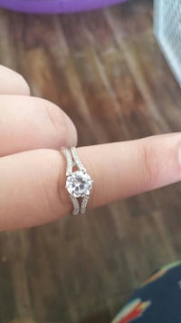 Size 9 charmed aroma ring London, Ontario, N5W 4R9