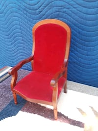 red and black rolling armchair Long Beach, 90805
