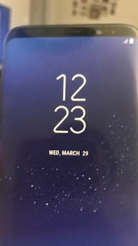 black and white Samsung Galaxy S8 Overland Park, 66202