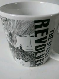 The Beatles Revolver Coffee mug
